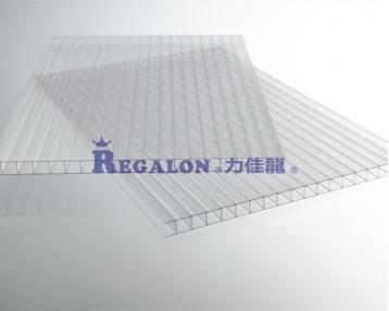 口字型PC阳光板